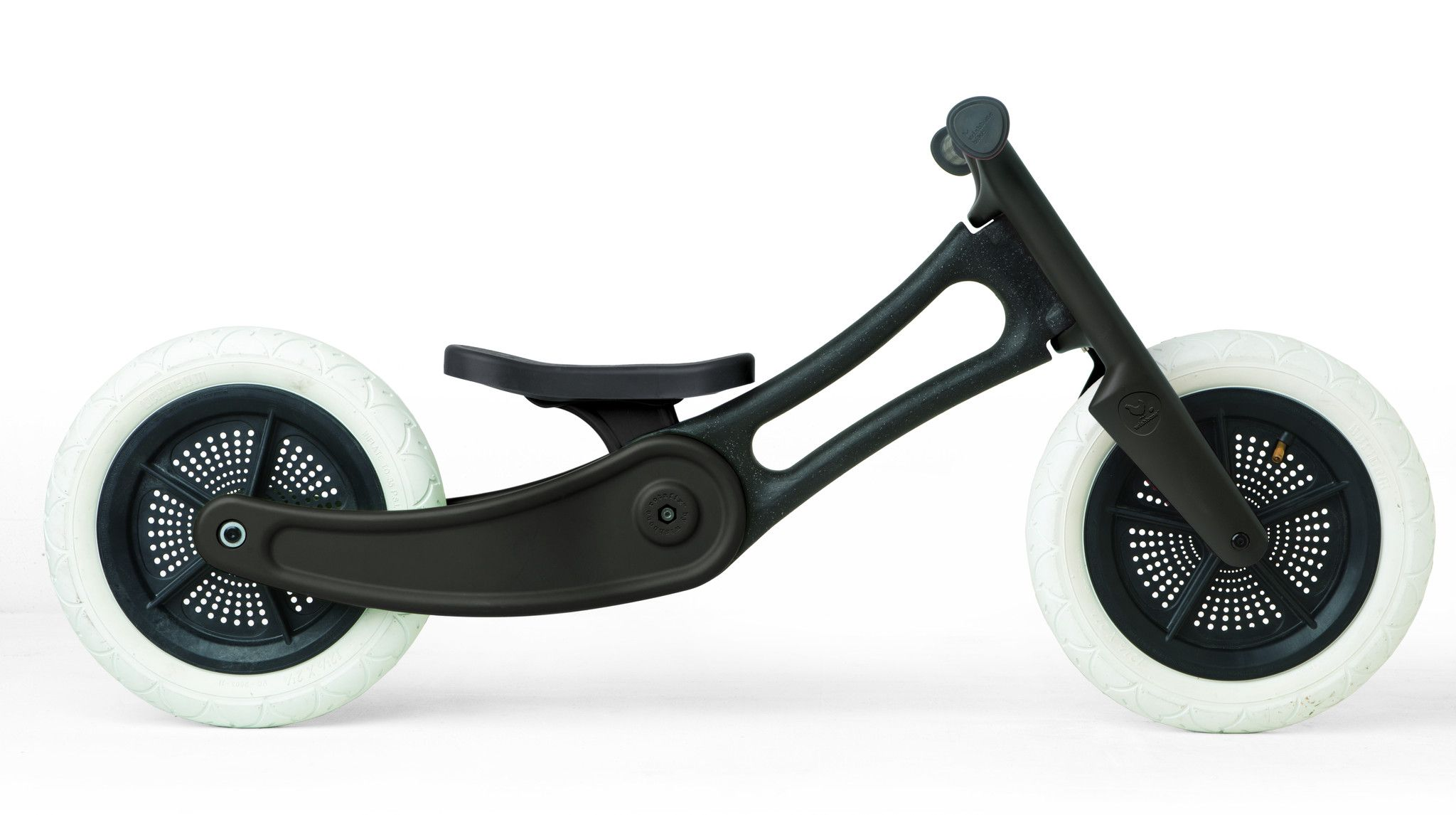 Child S Wishbone Balance Bike 3 In 1 Recycled Edition Ride On