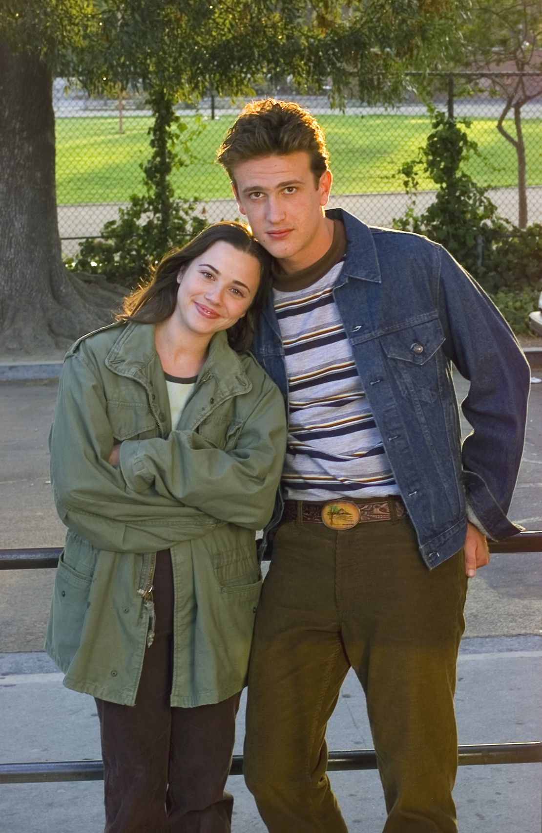 lindsay and nick from freaks and geeks i wanted them to