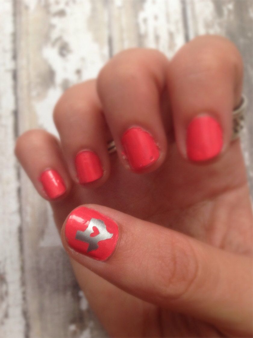 Texas Heart Nail Decals by TexasRoots on Etsy, $5.00 | HaiR & NaiLs ...