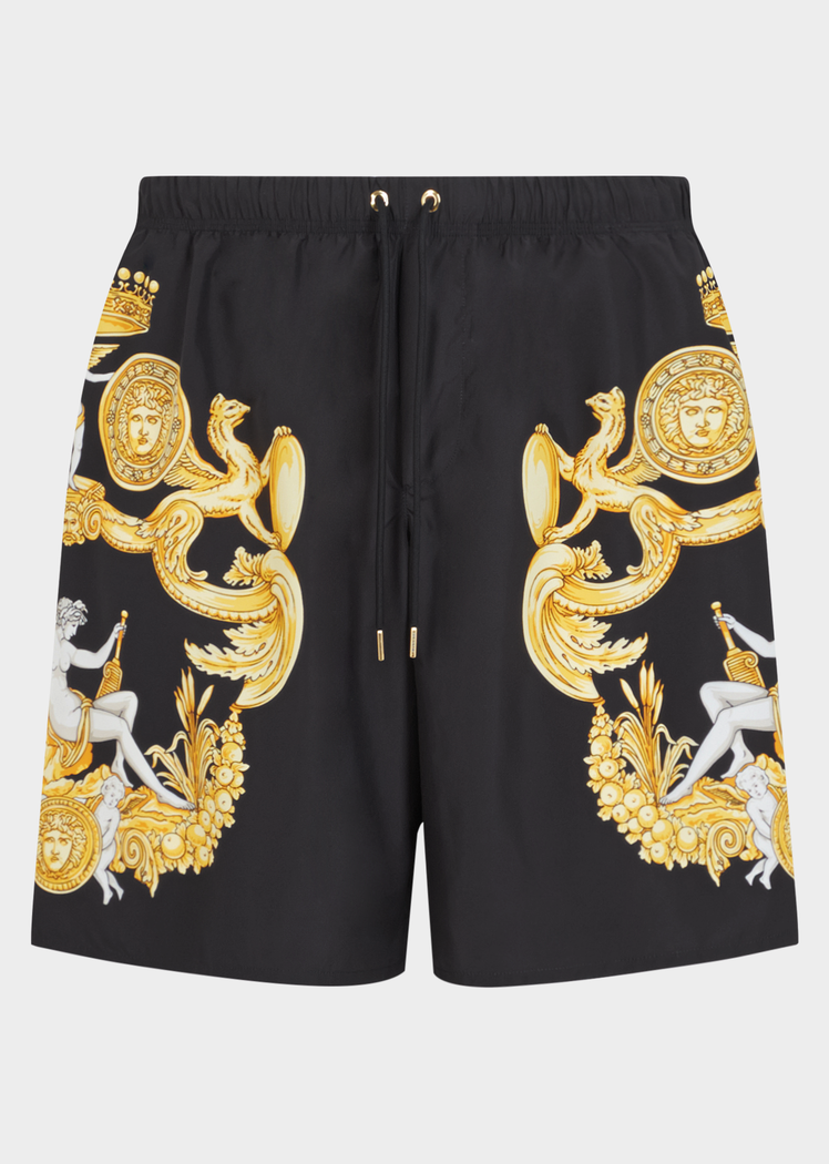 8b6044b38e Blasone Barocco Print Swim Shorts for Men | US Online Store in 2019 ...