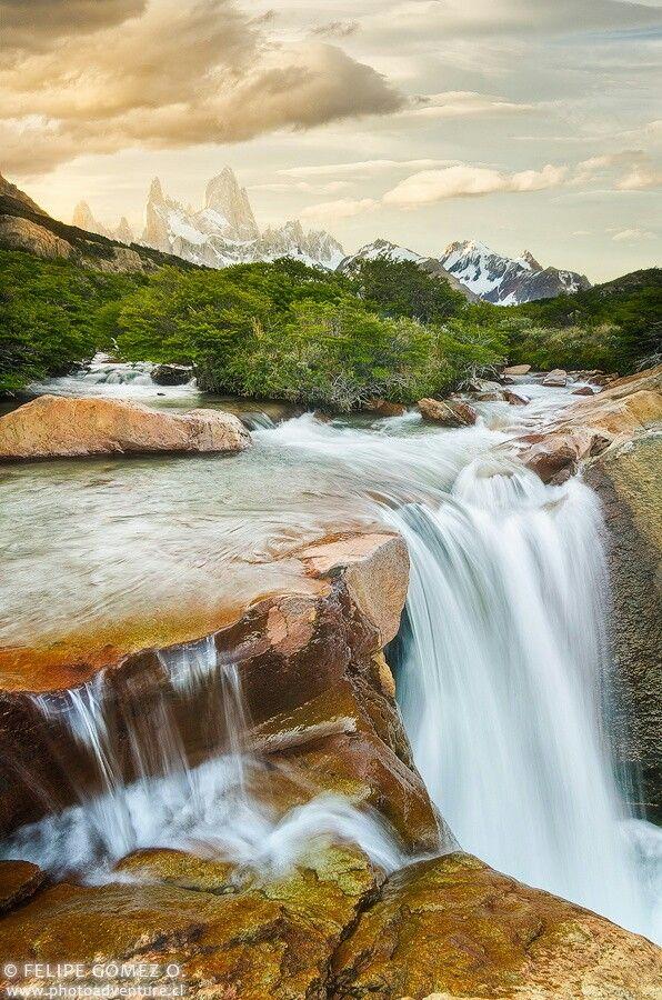 Los glaciares. Argentina