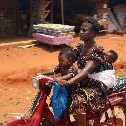 Naija woman