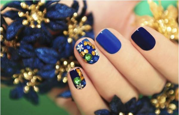 6 diseños para decorar uñas cortas y queden bien   Decoración de Uñas - Manicura y Nail Art
