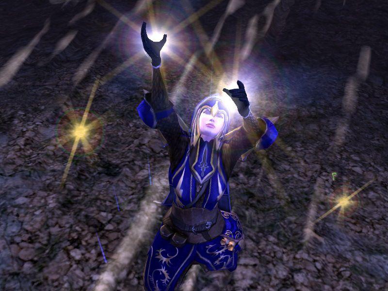 Wandering around Arda - Guardian of Silindrin