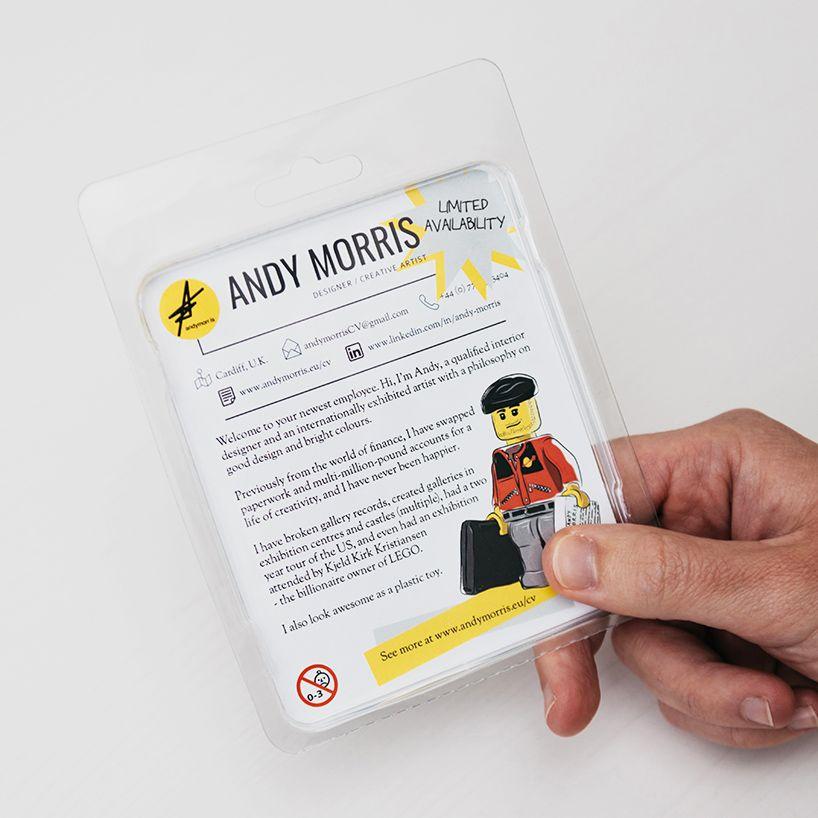 LEGO resume   Graphic Design, Branding & Identity   Pinterest   Lego ...