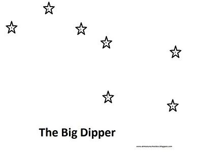 Almost Unschoolers Constellation Dot To Dots Constellations Yoga For Kids Kindergarten Worksheets