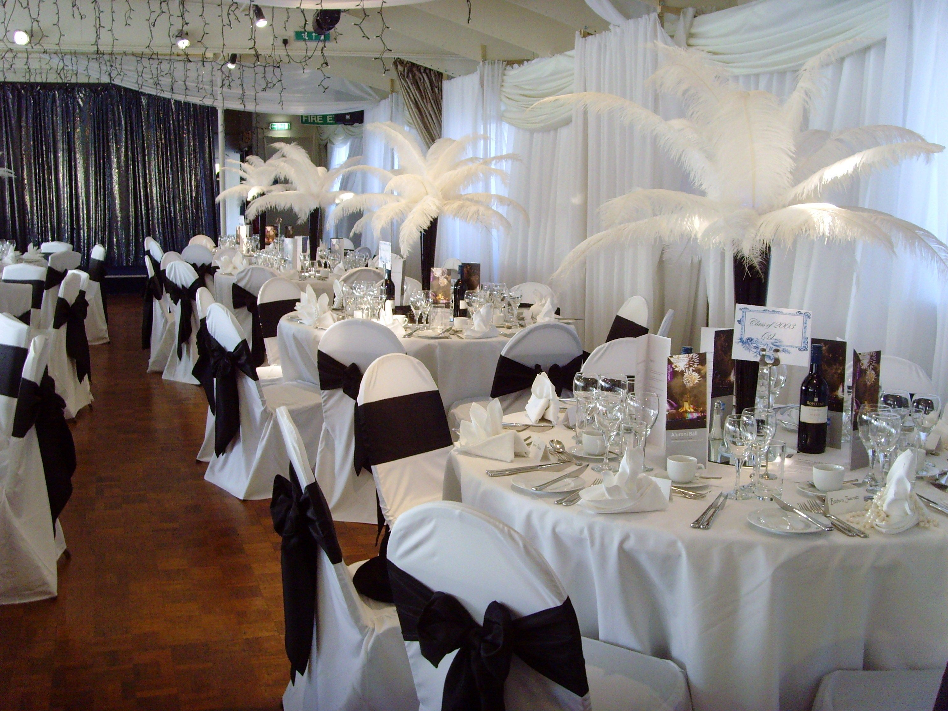Centerpiece Feathers Fun Wedding Decor Wedding Room Decorations Cheap Wedding Decorations