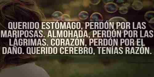 Frases Mas Bellas De Amor Frases Para Dedicar Regalos Para: Frases De Tristeza Y Desamor Para Dedicar