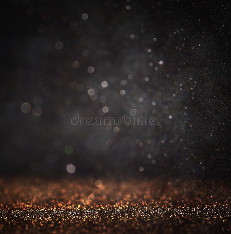 Dark Glitter Vintage Lights Background Light Gold And Black Defocused Dark Gl Affiliate Vintage Lights Lights Background Vintage Lighting Background