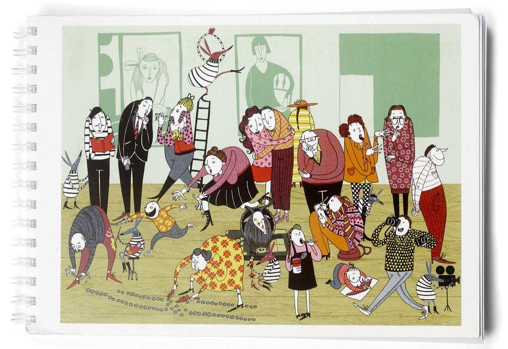 Mia Nilsson « Illustrators « Agent Bauer