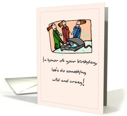 Birthday, Office Humor, Co-Workers Card