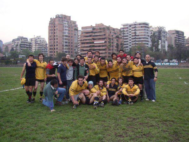Rugby en la Universidad
