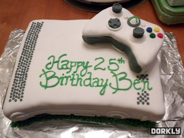 Xbox cake Birthdays Pinterest Xbox cake Cake and Birthdays