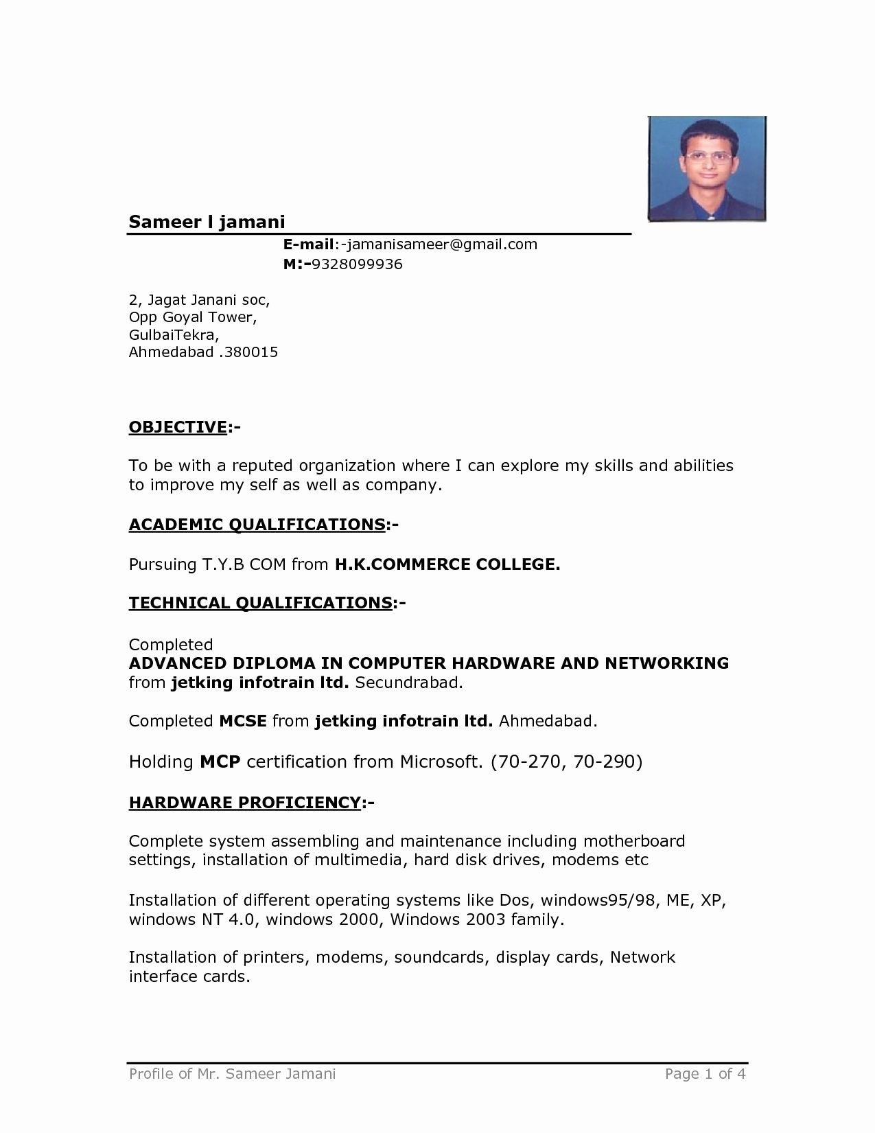 Resume Format Normal - Resume template word, Downloadable resume template, Free resume format, Resume format in word, Cover letter for resume, Resume template free - RESUME normal resume format   Colomb christopherbathum co normal resume format   Colomb christopherb