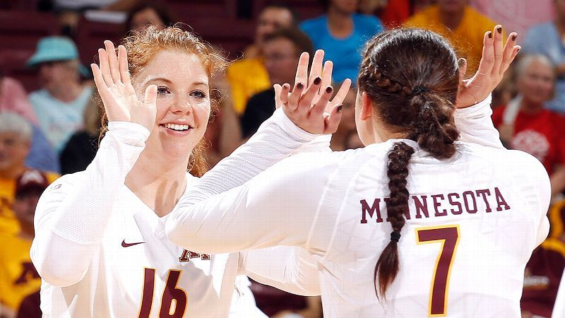 Minnesota The Land Of 12 000 Volleyball Players Volleyball Players Volleyball Players