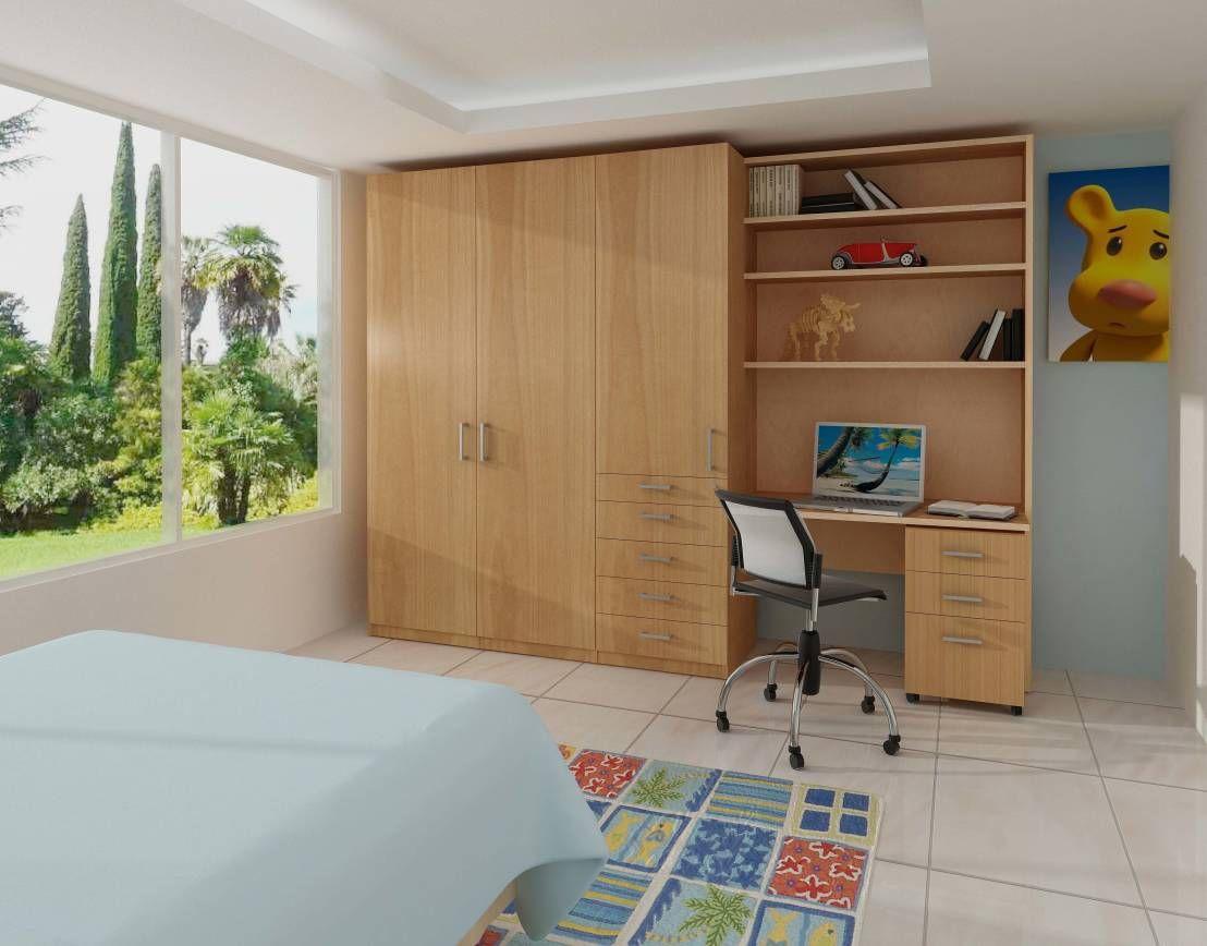 Closets de madera 10 ideas modernas y grandiosas for Closet modernos para hombres
