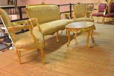 Tavolo Da Pranzo In Francese : Salottino in stile francese mobili in stile mobili