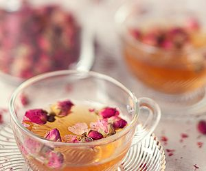 Rose Tea by =peachjuice on deviantART