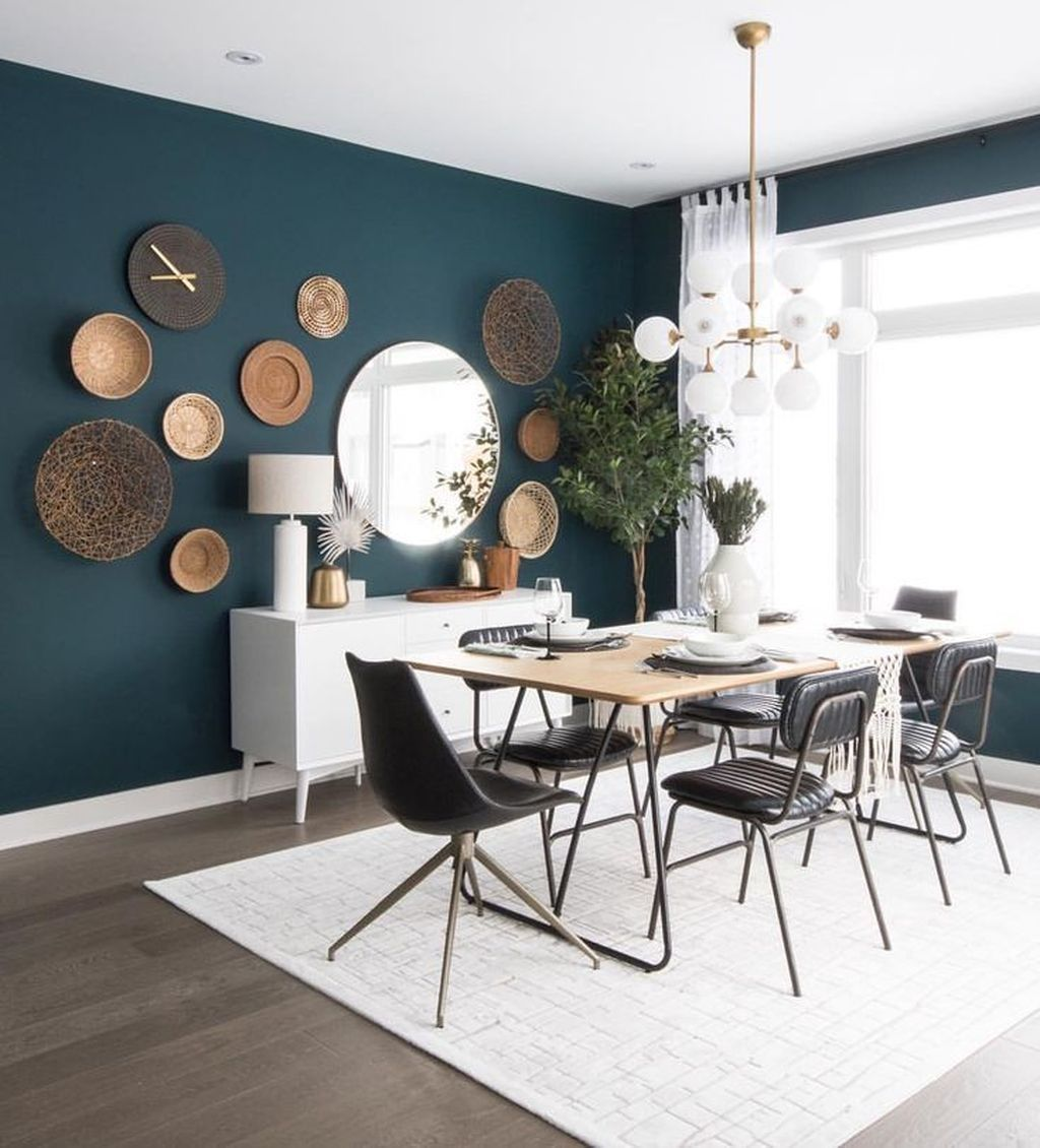 20+ Unordinary Dining Room Design Ideas With Bohemian Style Stunning 20+ Unordinary Dining Room Des