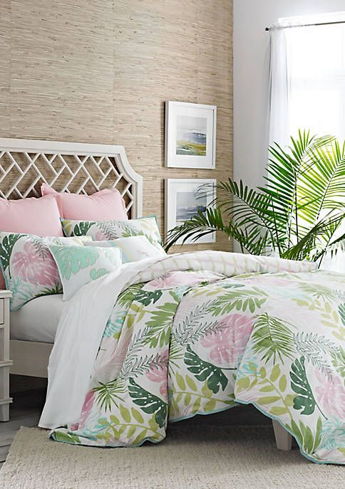 Southern Tide Tropical Retreat Bedding, Southern Tide Bedding Queen