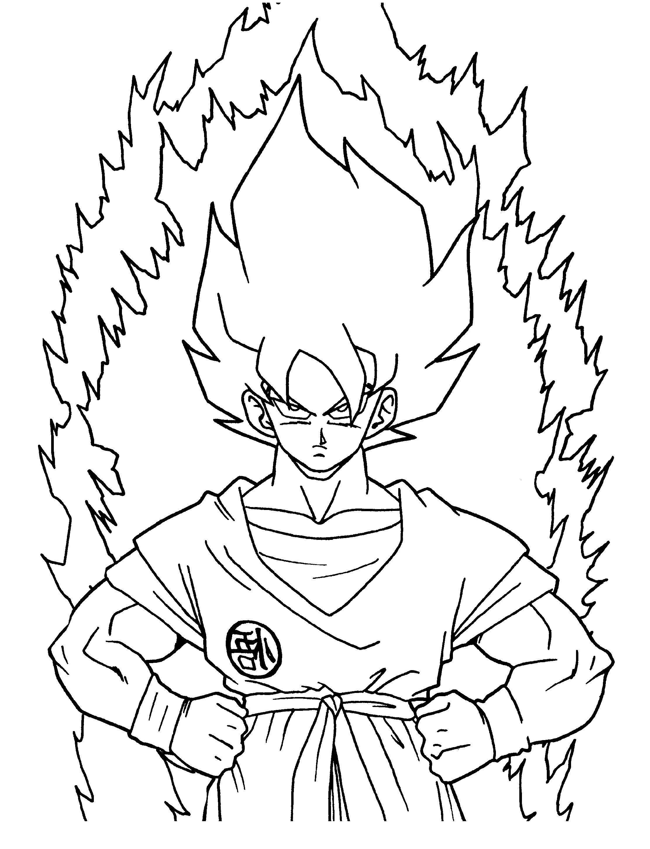 Dragon Ball Z Coloring Sheets K5 Worksheets Dragon Coloring Page Cartoon Coloring Pages Coloring Pages