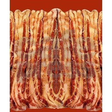 17e53c8ea5197 Bacon Flip Flops   Personality   Rubber flip flops, Flip flops, Pool ...