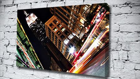 New York Nights city canvas from only £14.99 at Canvas Art Print http://www.canvasartprint.co.uk/products/NEW-YORK-NIGHTS-438660.aspx