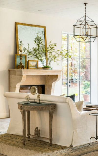 Get the look modern farmhouse living room 7 design lessons