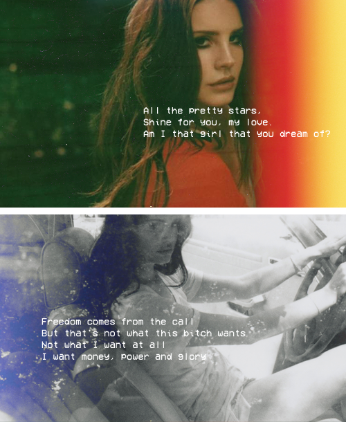 Lana Del Rey Tumblr Ultraviolence Lyrics 80193