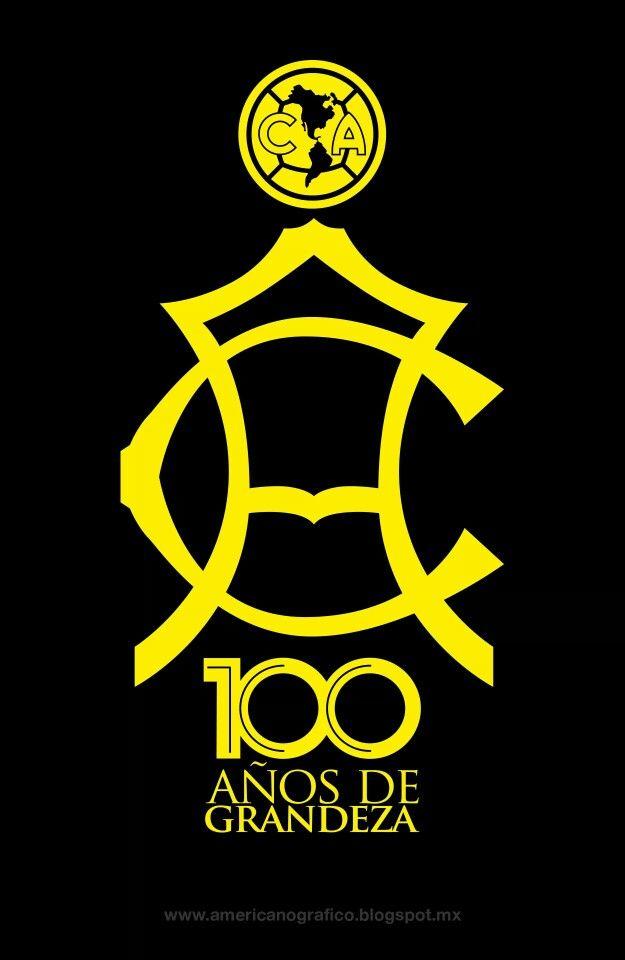 America Centenario Club águilas Del América Un Club Con
