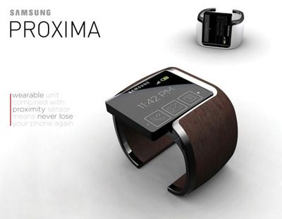 Samsung Proxima Phone Wristwatch