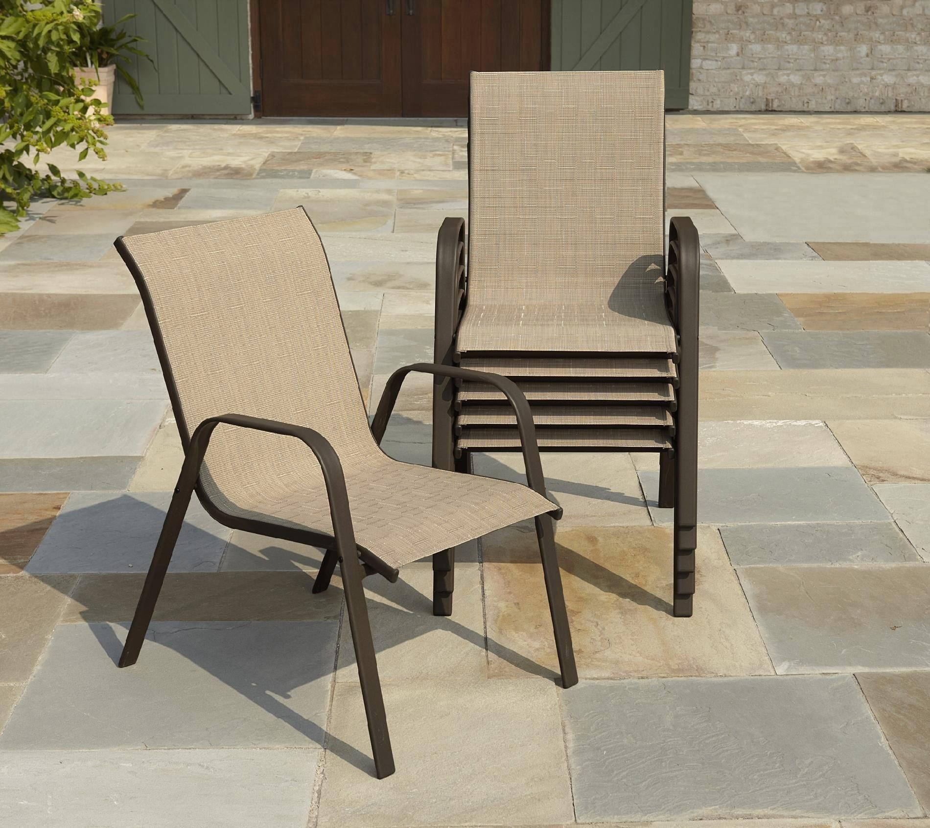 Slingback Outdoor Furniture Best Paint for Wood