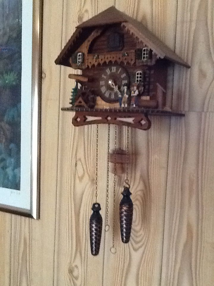 My beautiful cuckoo clock