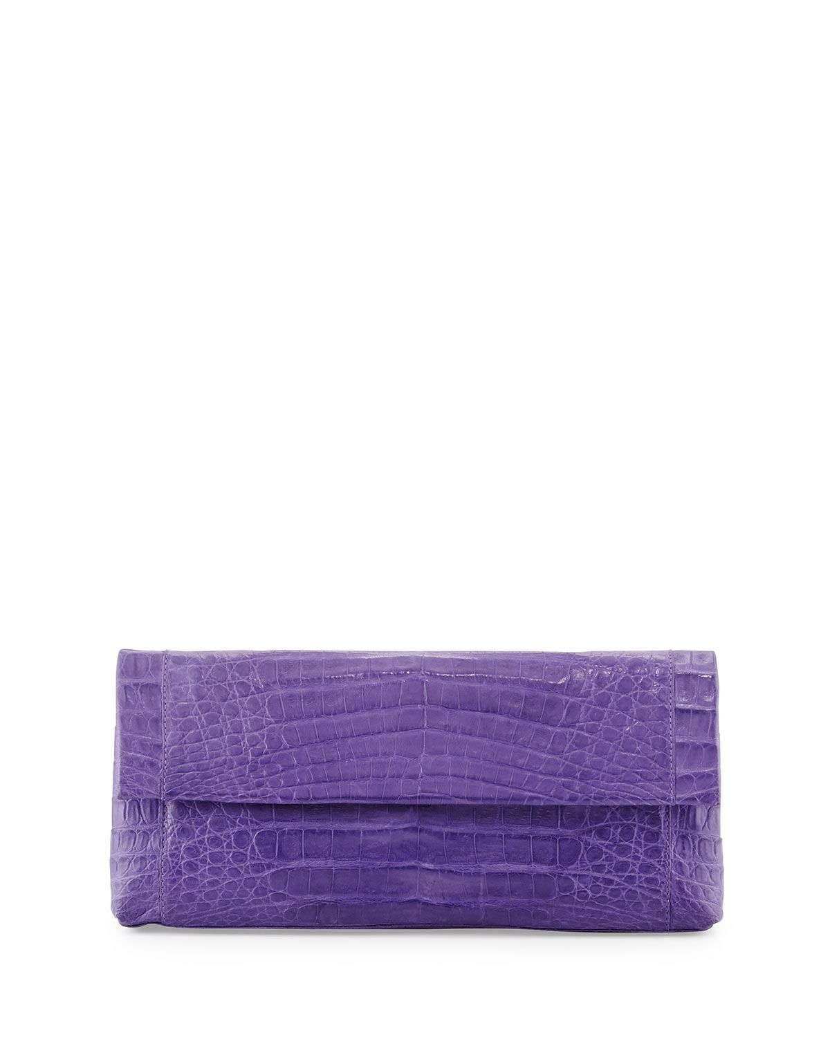 Nancy Gonzalez Crocodile Case - Purple KOJv64XOh