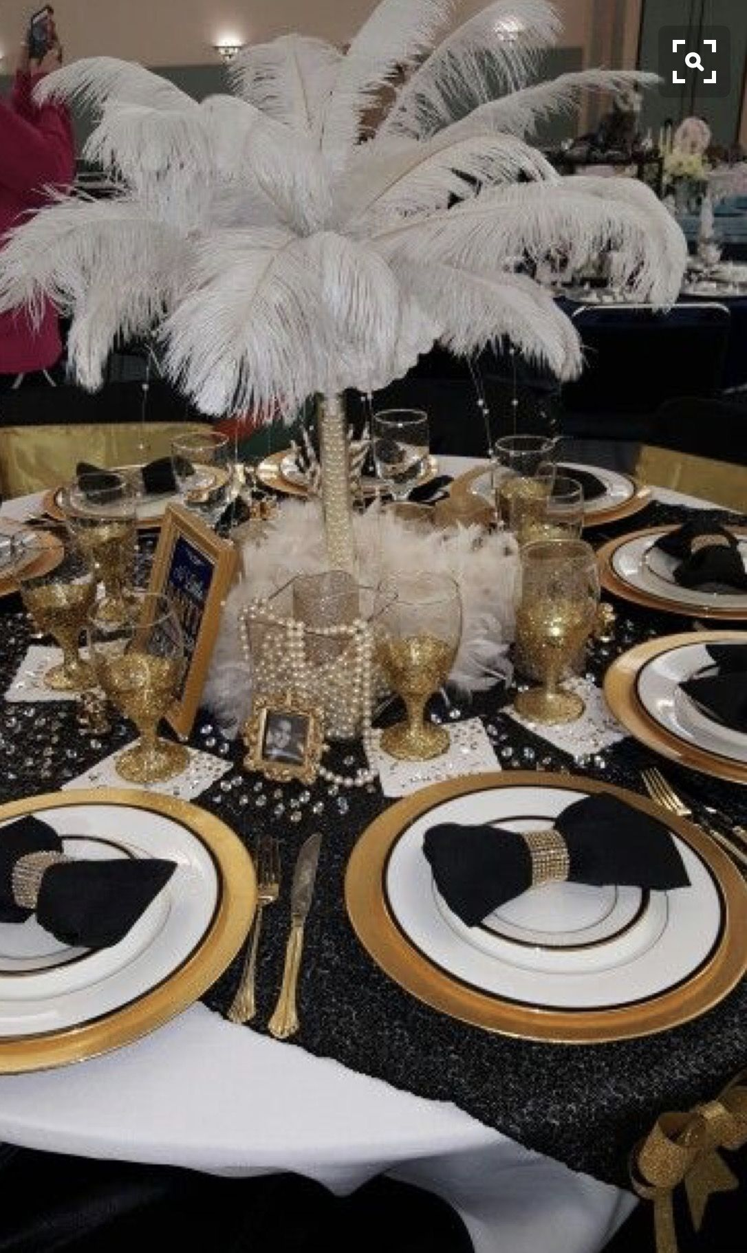 Gatsby Table  If We Wanted To Go With The