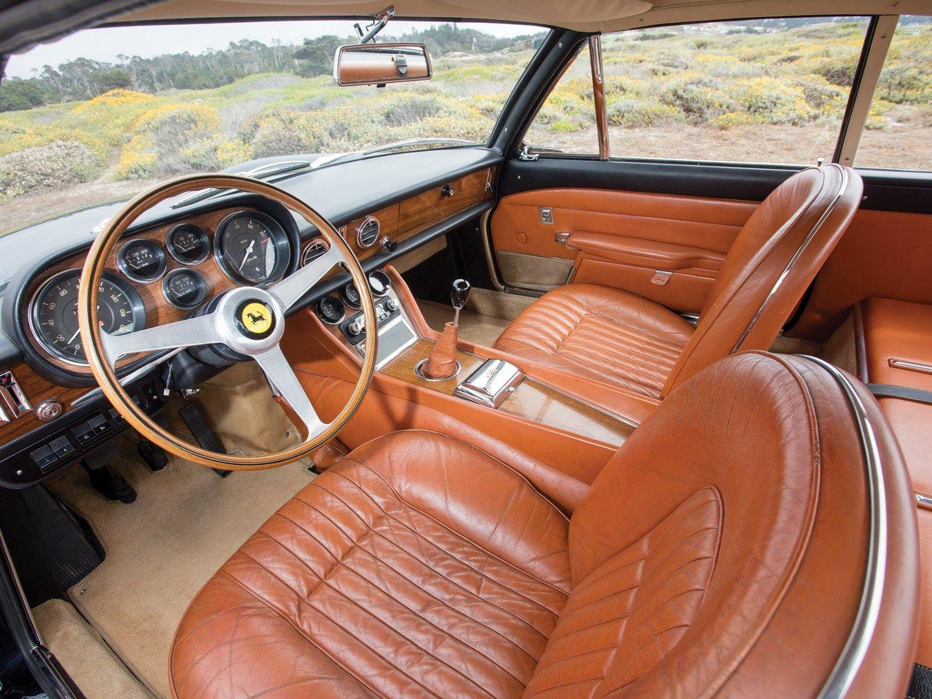 Rm Sotheby S 1964 Ferrari 500 Superfast Series I By Pininfarina Ferrari American Auto Chicago Auto Show