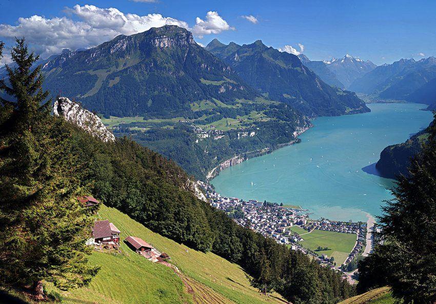 Die Zwolf Schonsten Badeseen In Der Schweiz Reiseziele Orte Zum