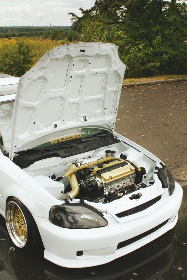 Under Hood Fuse Box 2001 Honda Civic Dx