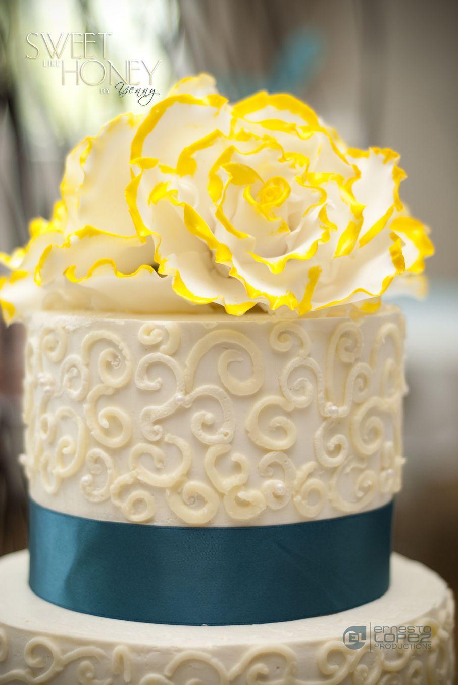 Sweet Like Honey: Ruffles and Wedding Cakes | Wedding cakes. My ...