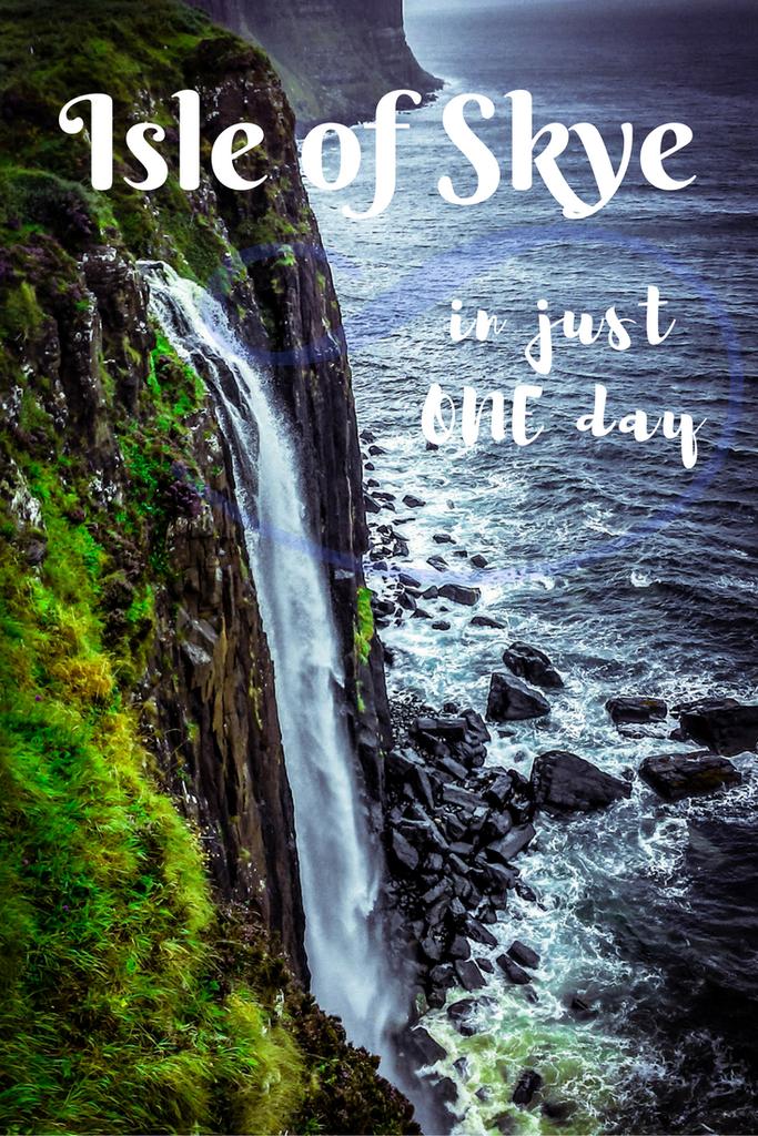 One day extreme Isle of Skye exploration