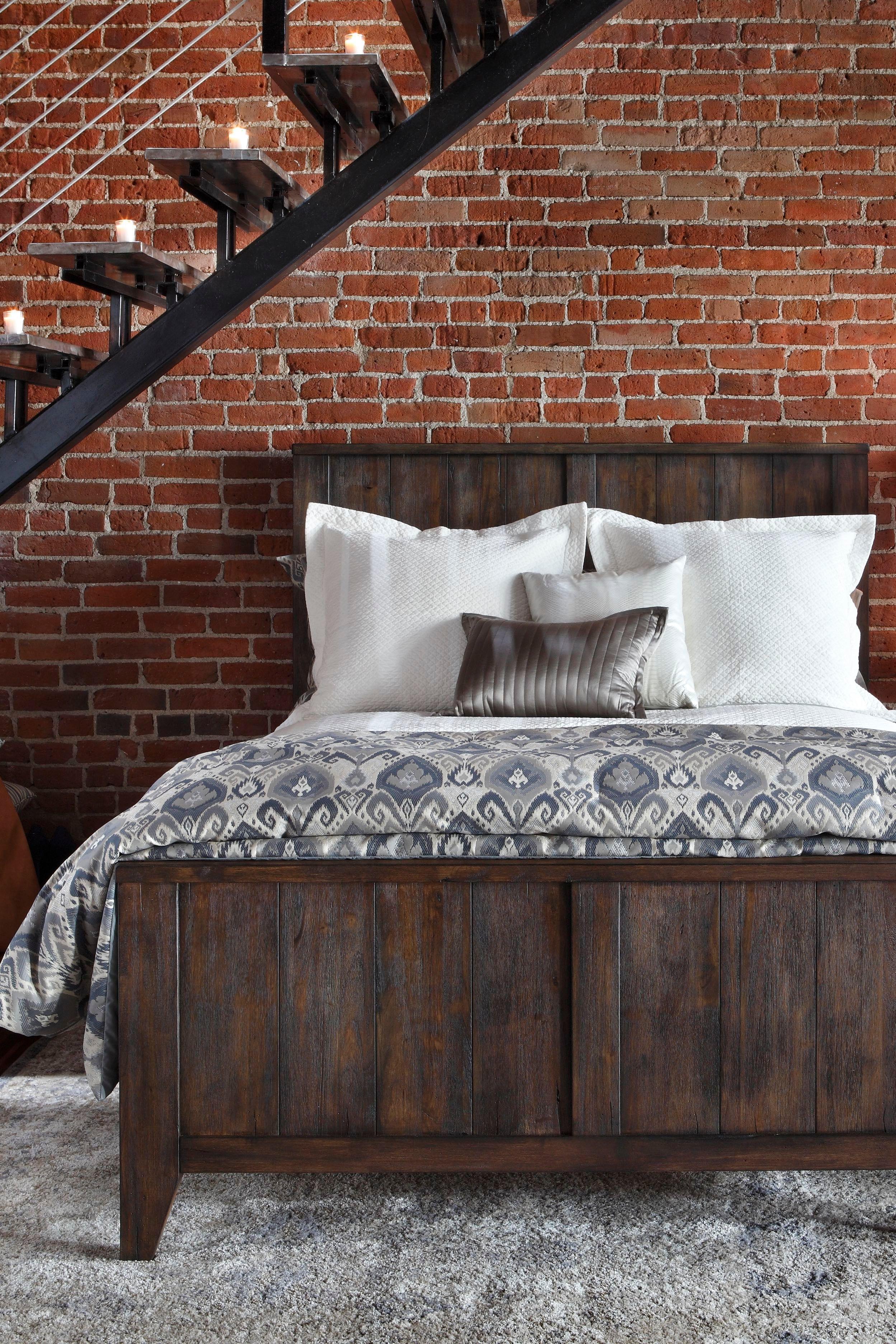 Glenwood Panel Bed Panel bed, Rowe furniture, Bonus room