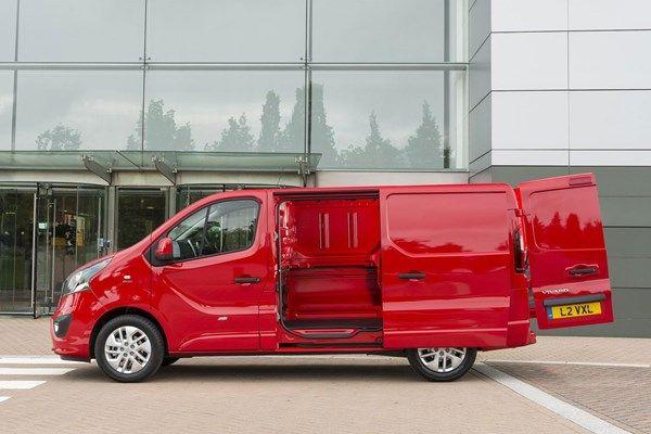 Vauxhall Vivaro Van Dimensions 2014 On Capacity Payload