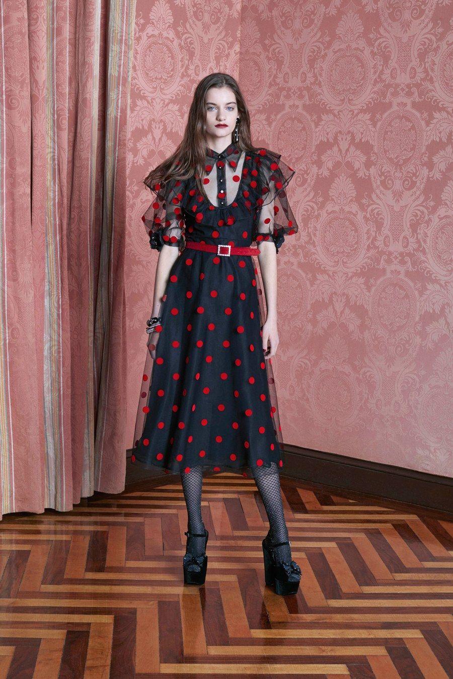 Jill Stuart Fall 2019 ReadytoWear Fashion Show Модные