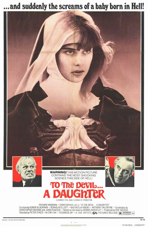 To the Devil...A Daughter (1976)
