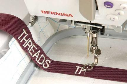 Machine Embroider Your Own Clothing Labels What Should My Crafty