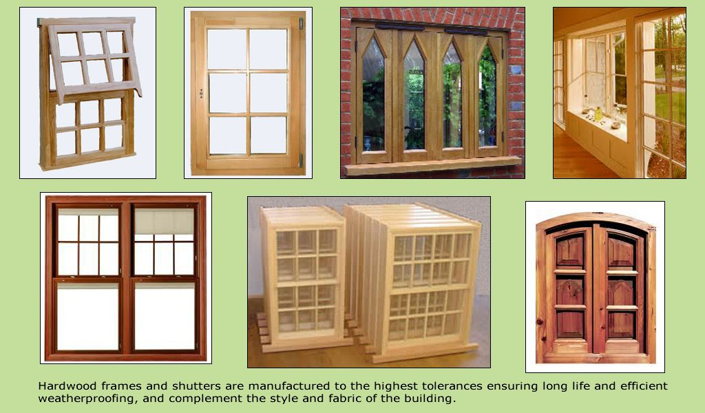 wooden windows 8 - photo #26