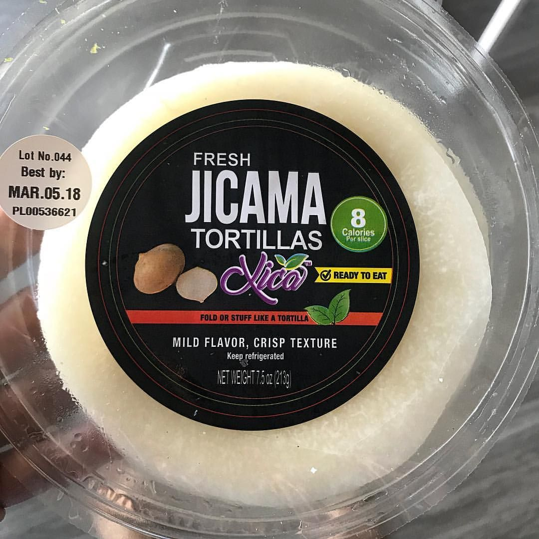 Jicama Tortillas Whole Foods Jicama Taco Stuffed Shells Tortilla Calories