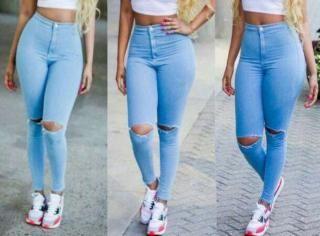 Pantalones Altos Buscar Con Google Pantalon De Tela Mujer Pantalones De Moda Pantalon A La Cintura