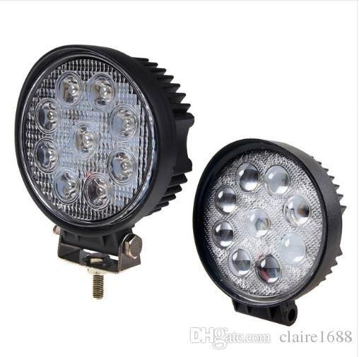 20pcs 27w 4 inch led work light flood driving lamp for car truck 20pcs 27w 4 inch led work light flood driving lamp for car truck trailer suv offroads aloadofball Image collections