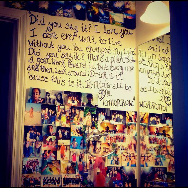 My wall! Grey\'s anatomy quote | Grey\'s Anatomy | Pinterest